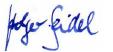 Unterschrift Holger Seidel